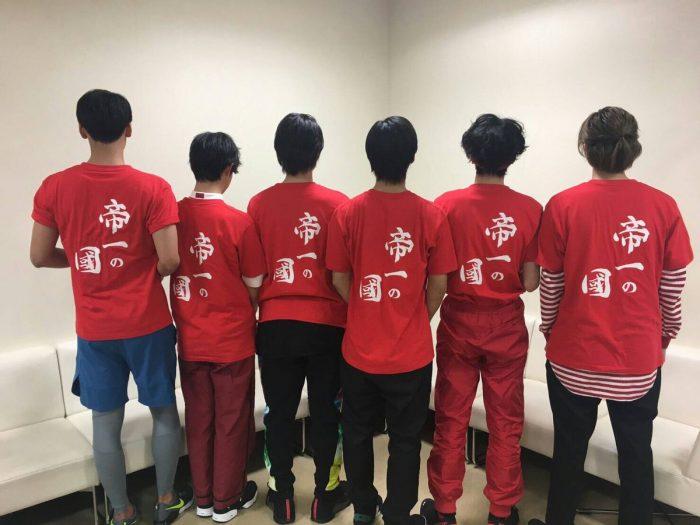 Golden Week Gift #2 – 『Teiichi』 Cast on VS Arashi – 菅田将暉